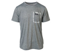 Cool Travel T-Shirt gray flannel ma
