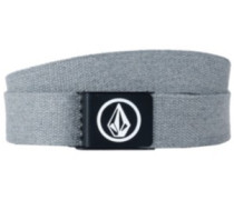 Circle Web Belt charcoal heather