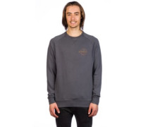 Crossboard Crew Sweater asphalt