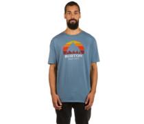 Underhill Logo T-Shirt la sky