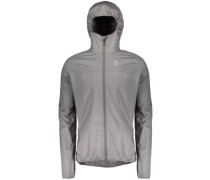 Trail Mtn 40 Bike Windbreaker dark grey melange