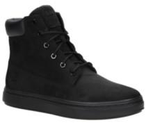 """Londyn 6"""" Boots Women black nubuck"""