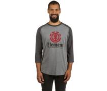 Vertical Raglan T-Shirt LS grey heather
