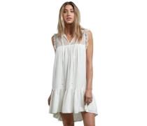 Sea Y'Around Dress star white