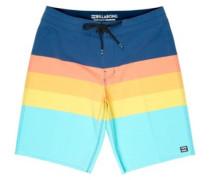 Momentum X Short 17 Boardshorts mint