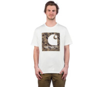 C Collage T-Shirt white
