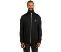 Cornell Track Jacket flint black
