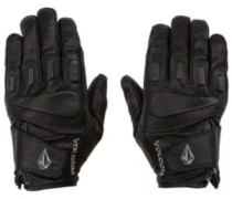 Crail Leather Gloves black