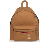 X Eastpak Padded Pak'r Backpack brown duck