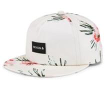 Tropics Snapback Cap cream