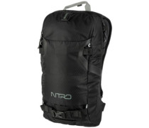 Rover 14 Backpack jet black