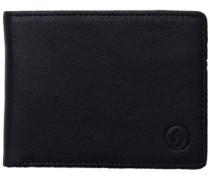 Leather Wallet black