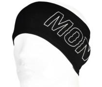 Merino Haines Helmet Headband black
