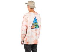 Acid Skull TT Long Sleeve T-Shirt coral pink