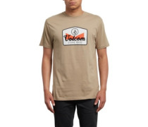 Cristicle Bsc T-Shirt sand brown