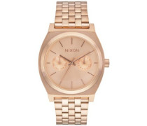 The Time Teller Deluxe all rose gold