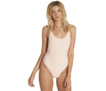 Tanlines One Piece barely blush
