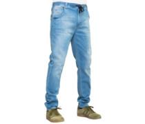 Jogger Jeans light blue wash