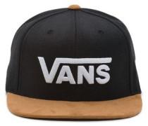 Drop V II Snapback Cap khaki