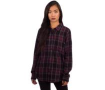 Meridian III Flanell Shirt LS black