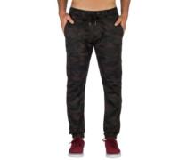 Reflex 2 Pants black camo