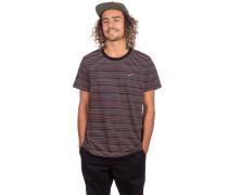 Warren Stripe T-Shirt black