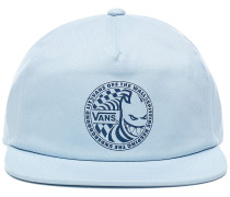 X Spitfire Shallow Unstructured Cap baby blue