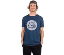 Custom Prints T-Shirt moonlit ocean heather