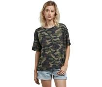 Throw Shade T-Shirt dark camo