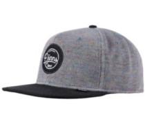 Spot Koper Snapback Cap grey