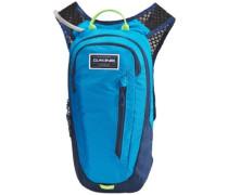 Shuttle 6L Backpack blue rock