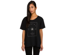 Night Lily T-Shirt true black