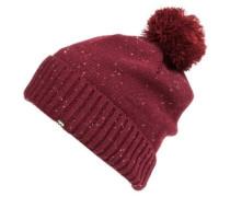 Snow Time Beanie mystic maroon