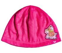 Kaya Teenie Beanie beetroot pink risingpeak