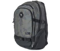 Posse Camo Backpack green