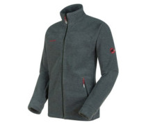 Innominata Advanced Ml Fleece Jacket black mélange