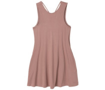 Tempted Dress mauve