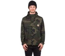 Nimbus Jacket camo combat green