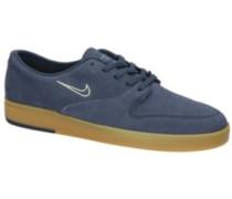 Zoom P-Rod X Skate Shoes thunder blue