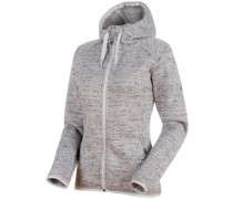 Chamuera Ml Hooded Fleece Jacket marble