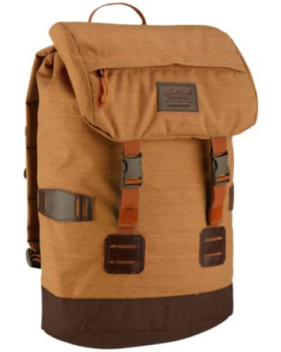 Tinder Backpack golden oak slub