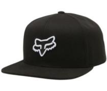 Legacy Snapback Cap black