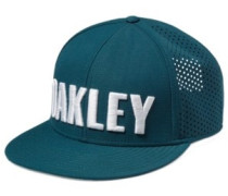 Perf Cap forest green