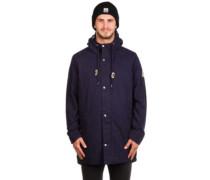 James Organic Jacket navy