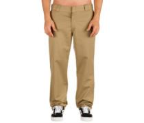 Master II Pants leather rinsed