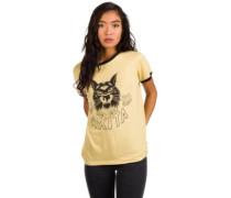 Dusk Ringer T-Shirt pale marigold heather