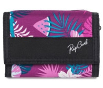 Flora Surf Wallet purple
