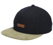 Oxford Snapback Cap navy