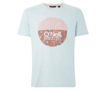 Bedwell T-Shirt opal cliff blue