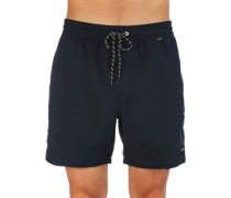 "One And Only Volley 17"" Boardshorts obsidian"